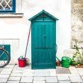 Градински шкафове и кутии за съхранение