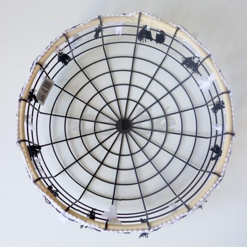 Панер метален ф25 см