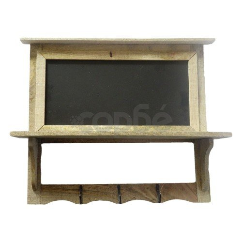 Закачалка дървена