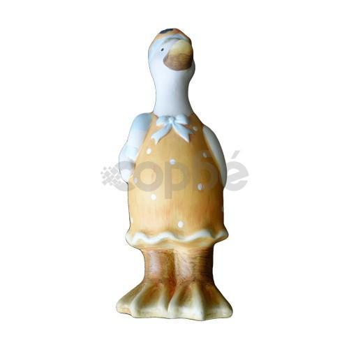 Фигура керамична 30 см градинска украса