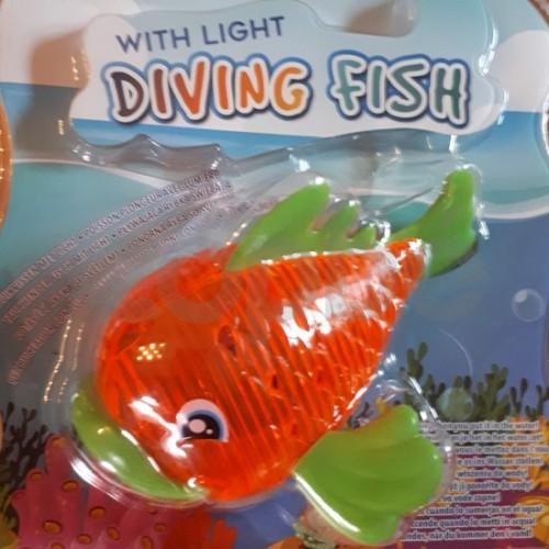 Риба светеща