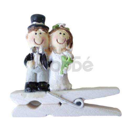 Сватбени щипки