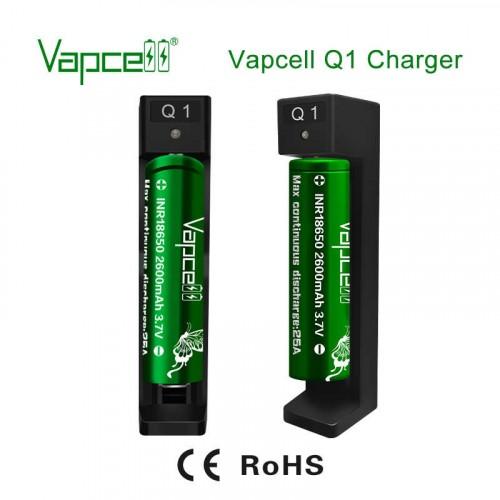 Зарядно устройство Vapcell Q1