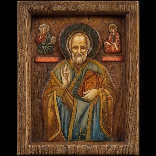 Св. Николай Мираклийски (от Мира) 117А2