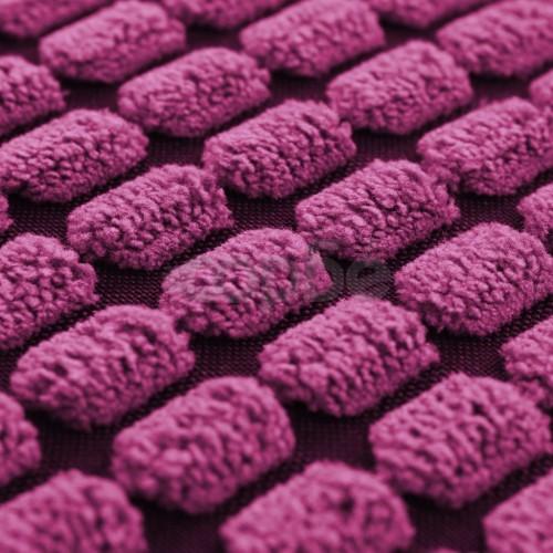 Комплект възглавници, 2 бр, велур, 45x45 см, розов