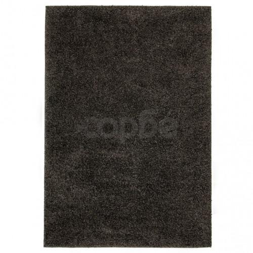 Рошав килим тип шаги, 140x200 см, антрацит
