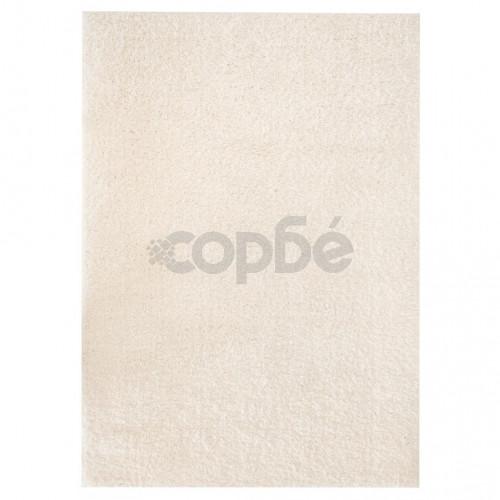 Рошав килим тип шаги, 80x150 см, кремав