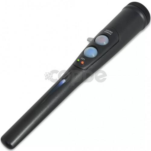 Пинпойнтер металдетектор, черен