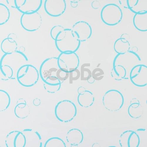 Ролетна щора за баня, 160x240 см, мехурчета