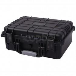 c611571e53f Защитен куфар за оборудване, 40.6x33x17.4 cм, черен