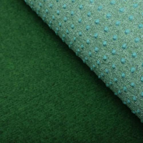 Изкуствена трева с шипове, PP, 20x1,33 м, зелена