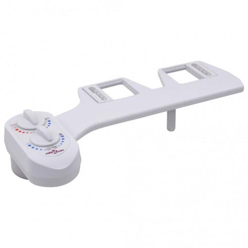 Приставка биде за тоалетна единична дюза за гореща/студена вода