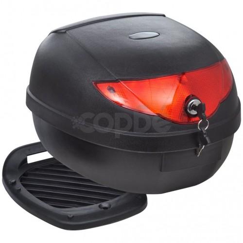 Багажник за мотоциклет за една каска, 36 литра