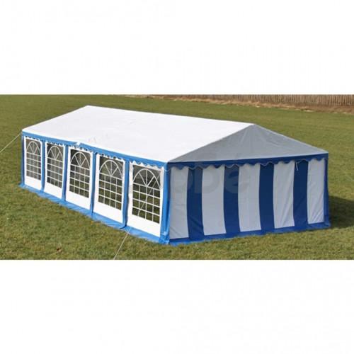 Парти шатра, 10х5 м, синя