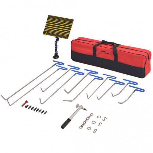 PDR инструменти за поправка, 28 части, неръждаема стомана