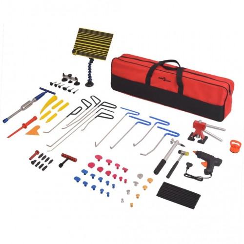 PDR инструменти за поправка, 80 части, неръждаема стомана