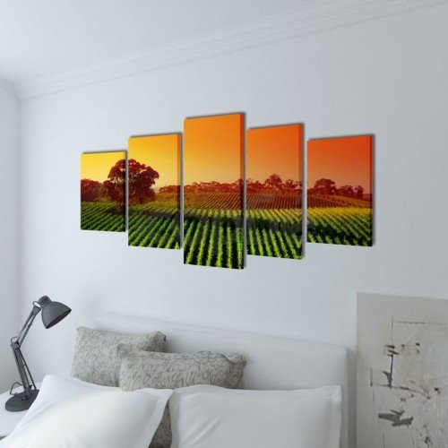 Декоративни панели за стена Полета, 200 x 100 см