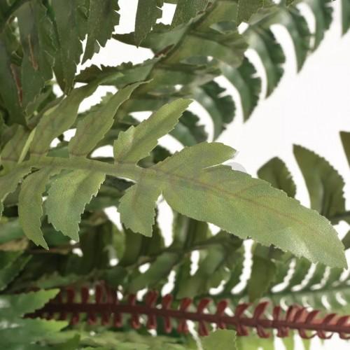 Изкуствено растение папрат със саксия, 60 см, зелено