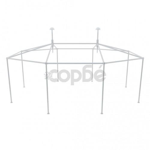 Комплект конструкция и аксесоари за сглобяване на сватбена шатра