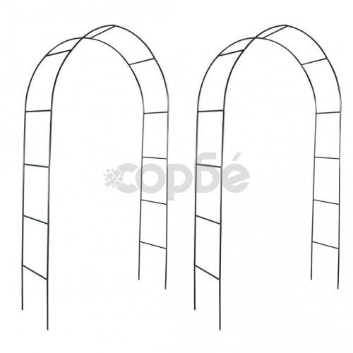 Градински арки за катерливи растения - 2 броя