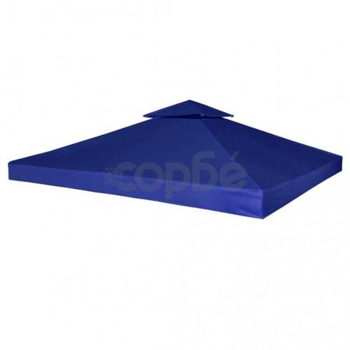Покривало за шатра, резервно, тъмно синьо, 310 гр/м², 3х3 м