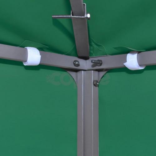 Покривало за шатра, резервно, 310 г/м², зелено, 3х4 м