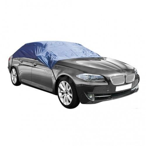 ProPlus Покривало за покрив на кола, XL, 390x156x60 см, тъмносиньо