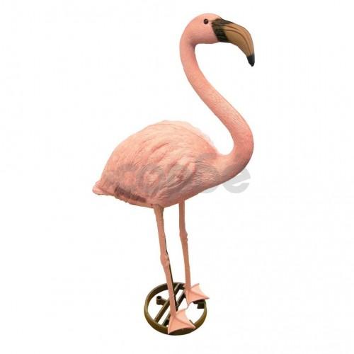Ubbink Фламинго - орнамент за градинско езеро, пластмаса