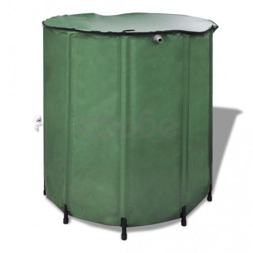 Сгъваем резервоар за дъждовна вода, 750 литра