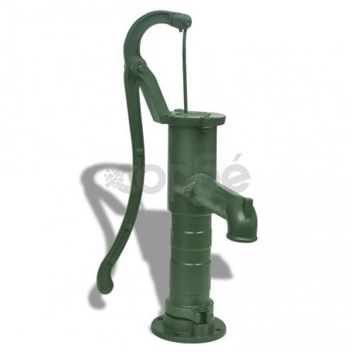 Градинска ръчна водна помпа, чугун