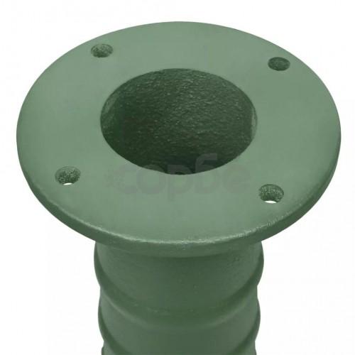 Чугунена стойка за ръчна помпа за вода