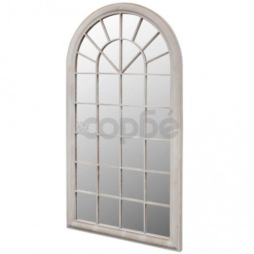 Градинско рустик огледало арка 60x116 см за открито/закрито