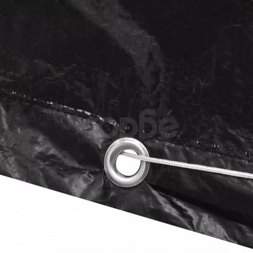 Покривало за воден резервоар, 8 капси, 116 x 100 x 120 см
