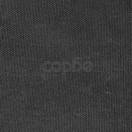 Балконски екран от оксфорд плат, 75x600 см, антрацит