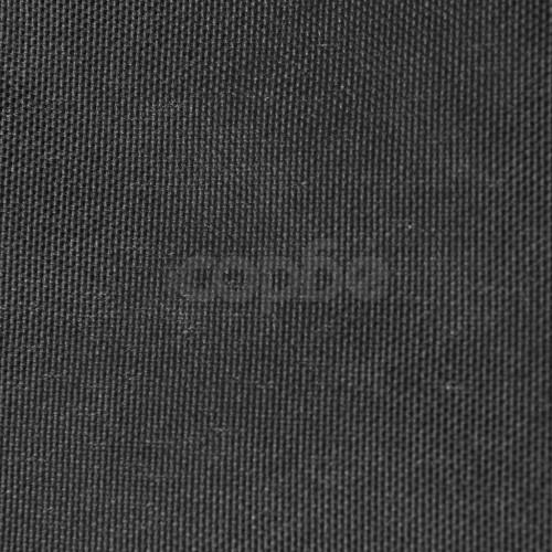 Балконски екран от оксфорд плат, 90x600 см, антрацит