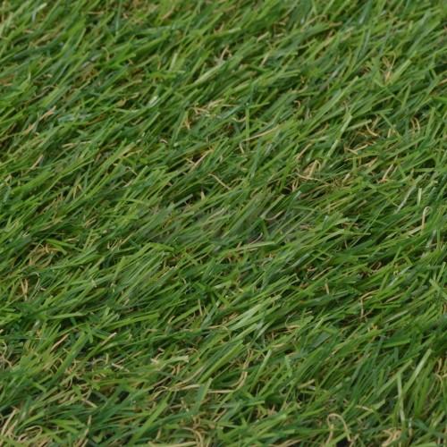 Изкуствена трева, 1x8 м / 20-25 мм, зелена
