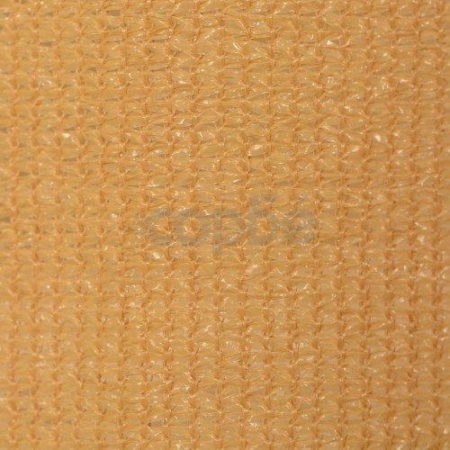 Външна ролетна щора, 120x140 см, бежова
