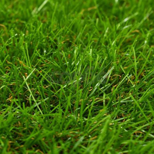 Изкуствена трева, 1x10 м / 40 мм, зелена