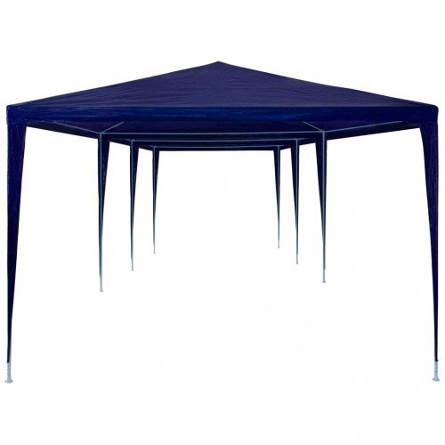 Парти шатра, 3х9 м, PE, синя