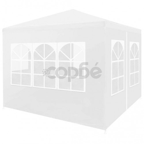 Парти шатра, 3х3 м, бяла