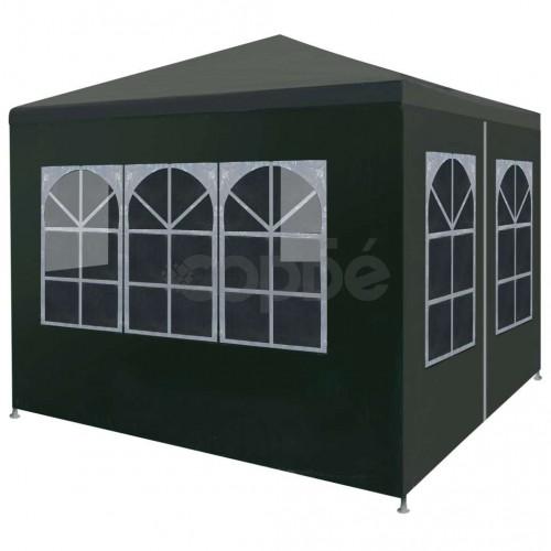 Парти шатра, 3х3 м, зелена