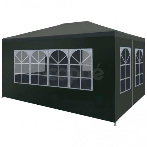 Парти шатра, 3х4 м, зелена