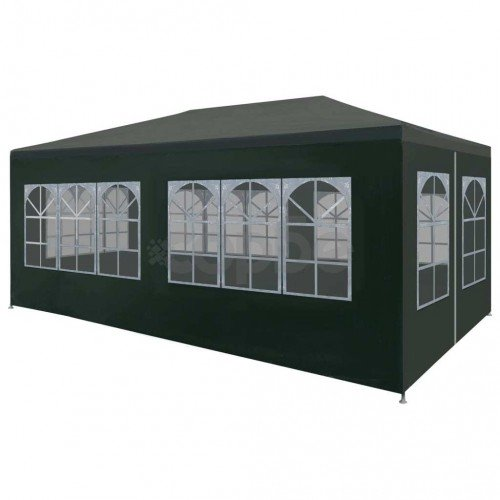 Парти шатра, 3х6 м, зелена