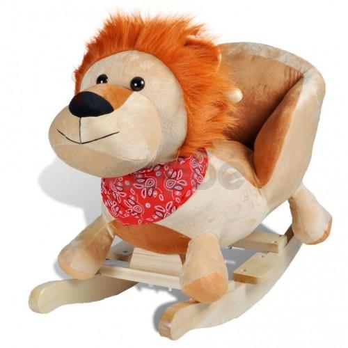 Люлеещо се столче - лъвче