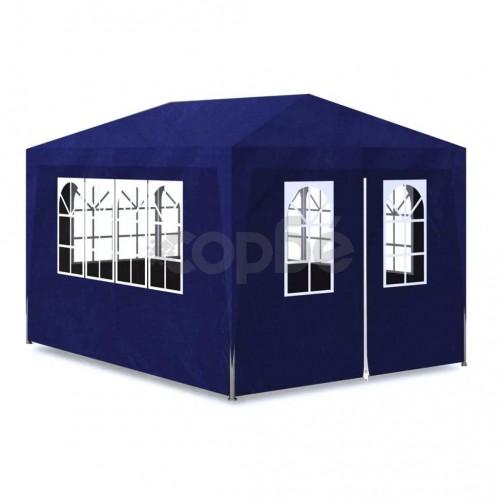 Парти шатра, 3х4 м, синя