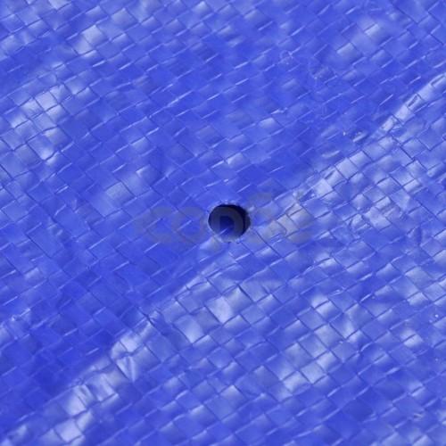 Покривало за басейн от PE, правоъгълна форма, 400 х 207 см, 90 g/m2